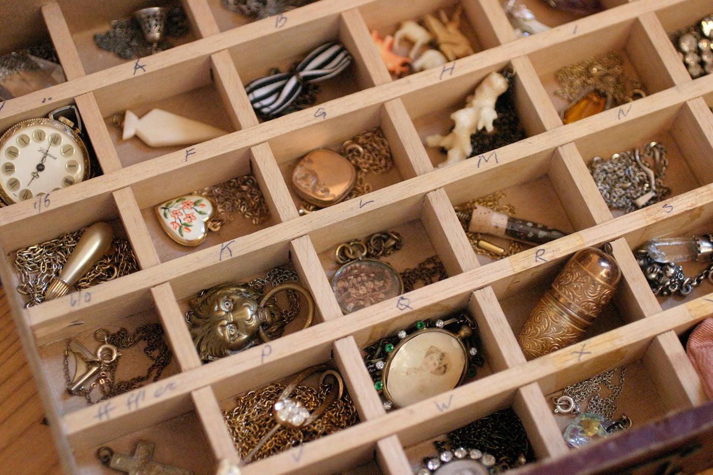 A Specimen Box Hannah Hayes