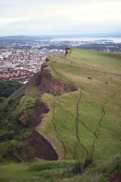 Arthur's seat Edinburgh