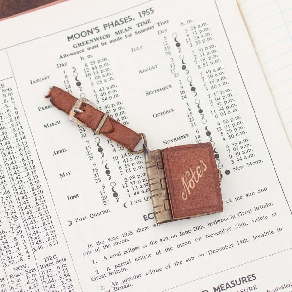 miniature notebook